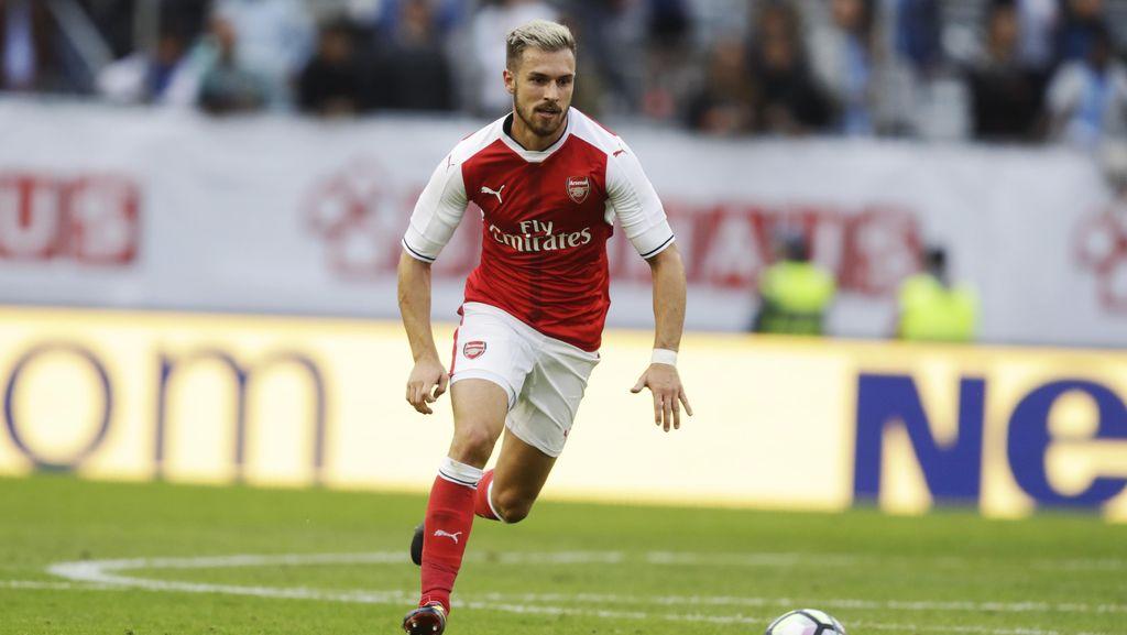 Wales Pertanyakan Perlakuan Arsenal yang Berbeda pada Ramsey