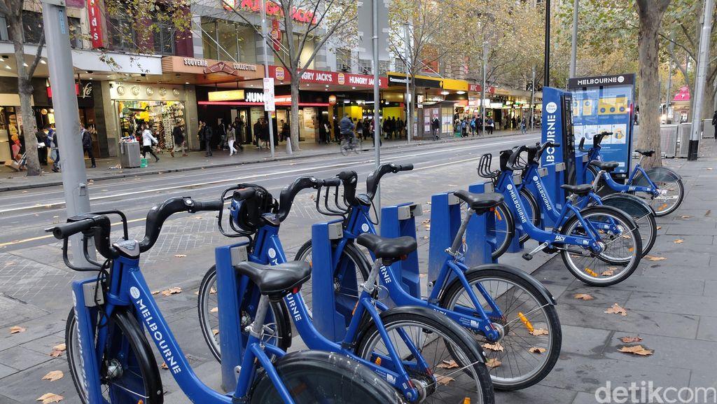 Ajak Turis Pelesir Tanpa Mobil, Pemkot Bandung Siapkan Sepeda Sewa di Hotel
