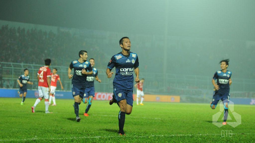Atasi Bali United, Arema Kembali Puncaki Klasemen