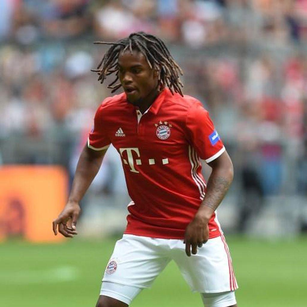 Bayern Belum Bisa Mainkan Renato Sanches