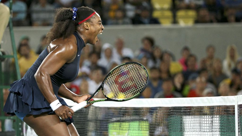 Setelah Sama, Steffi Graf Tantang Serena untuk Lampaui Rekornya