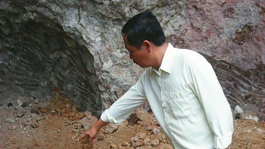 Dua Warga Tewas Tertimbun Tanah di Garut