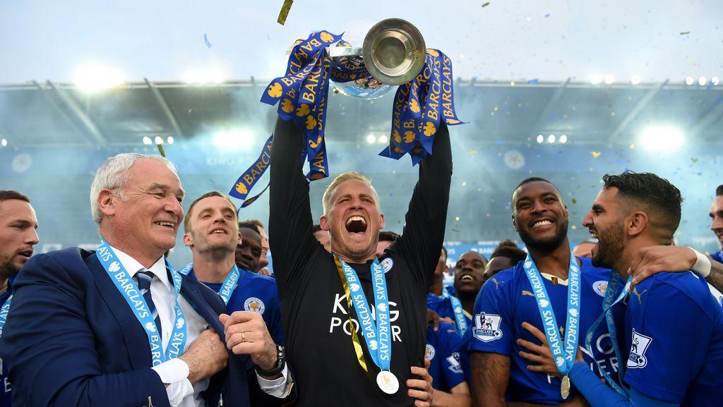 Leicester City Menanti Nasib di Liga Champions Perdananya