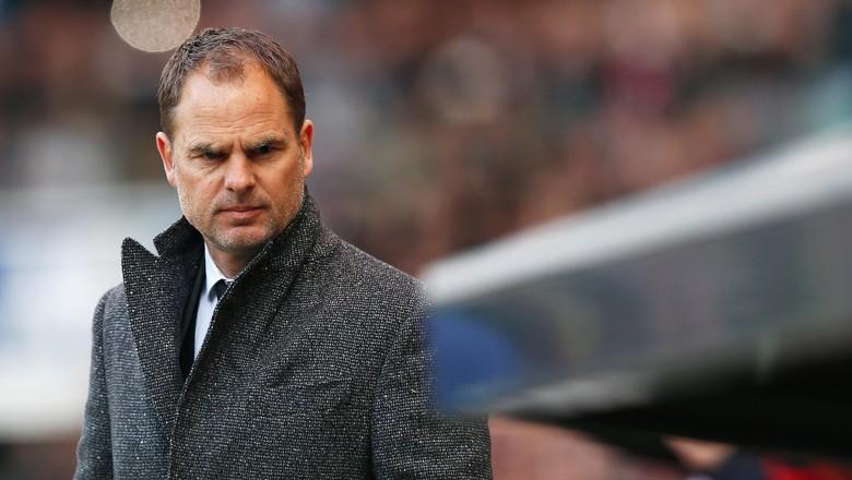 """""""Bandar Bola - De Boer: Saya Sudah Terbiasa Dengan Tekanan"""""""