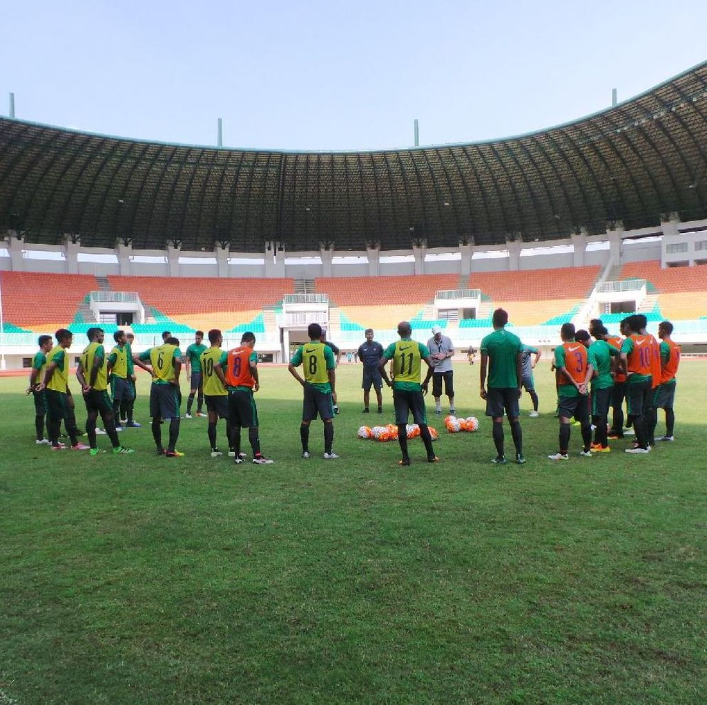 Timnas Gelar Pemusatan Latihan Lagi, 24 Pemain Dipanggil