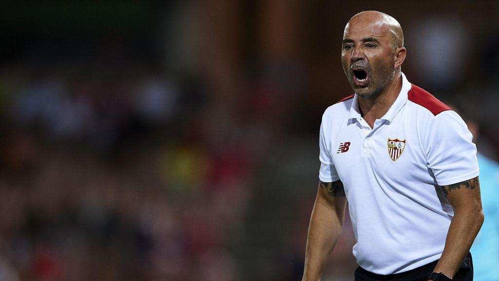 Akan Rotasi Pemain, Sevilla Tetap Bertekad Balikkan Keadaan di Camp Nou