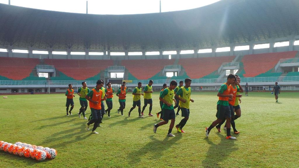 Ini 22 Pemain Timnas yang Dipanggil untuk Hadapi Malaysia