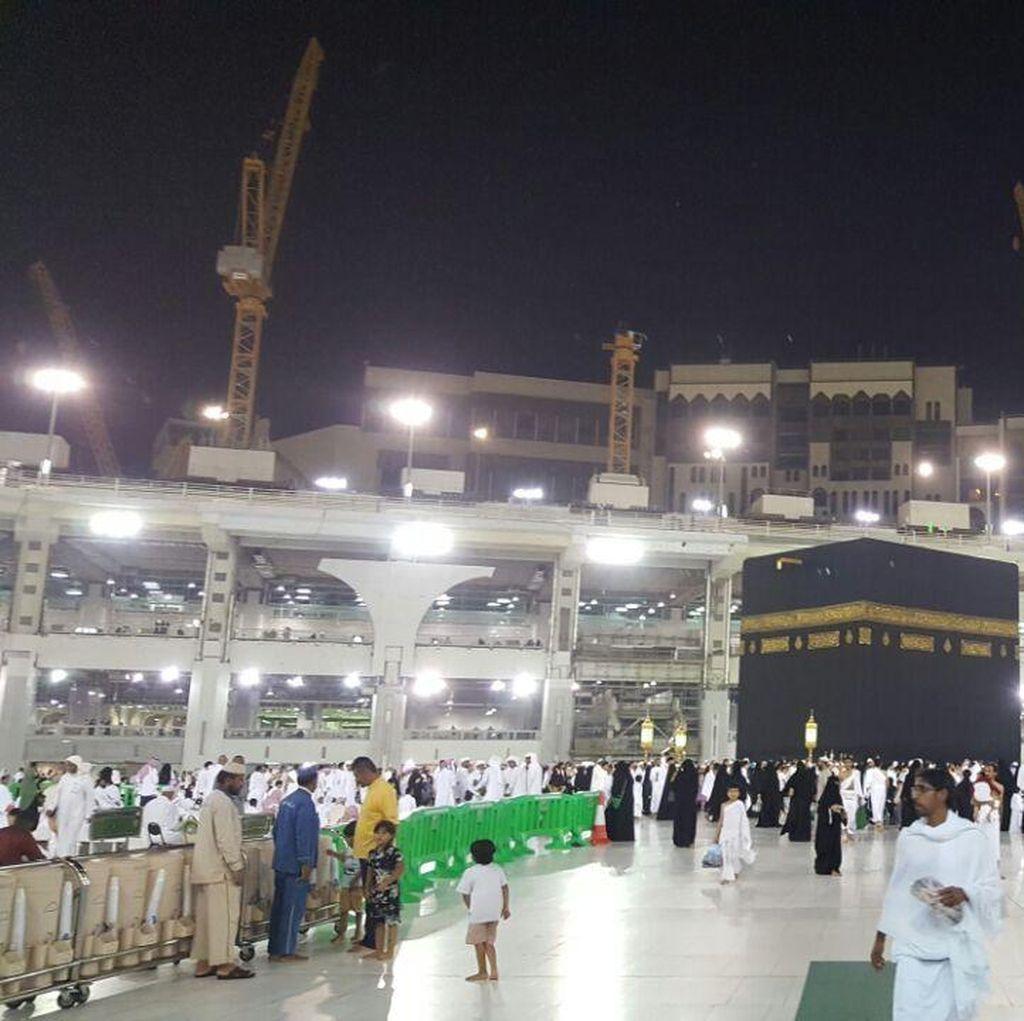 Jemaah Wafat di Saudi Sampai 25 Agustus Ada 25 Orang, Ini Datanya