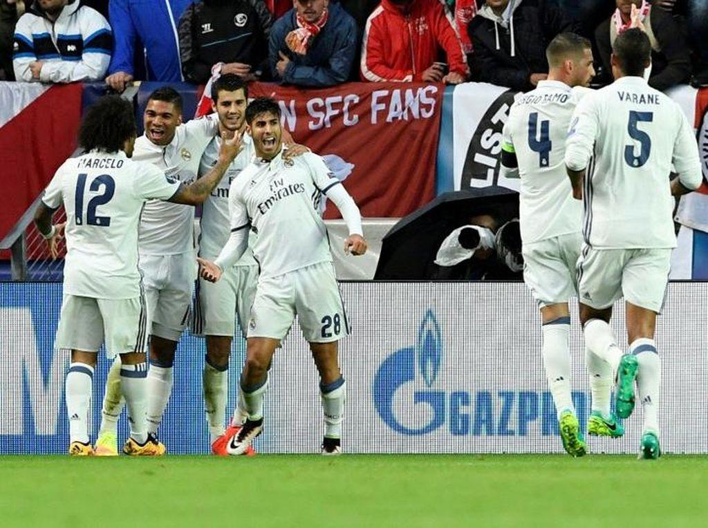 Kunci Sukses Real Madrid adalah Gelandang Bertahan