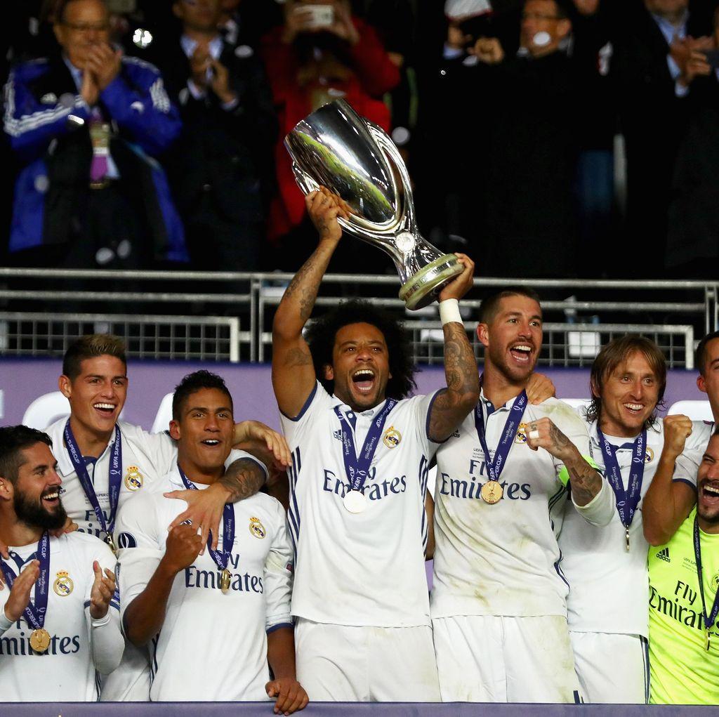Kemenangan Buah dari Kerja Keras Madrid