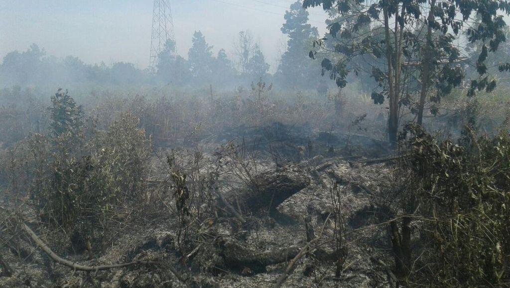 Orang Pintar Ikut Cari Anggota TNI yang Hilang Saat Padamkan Kebakaran Lahan