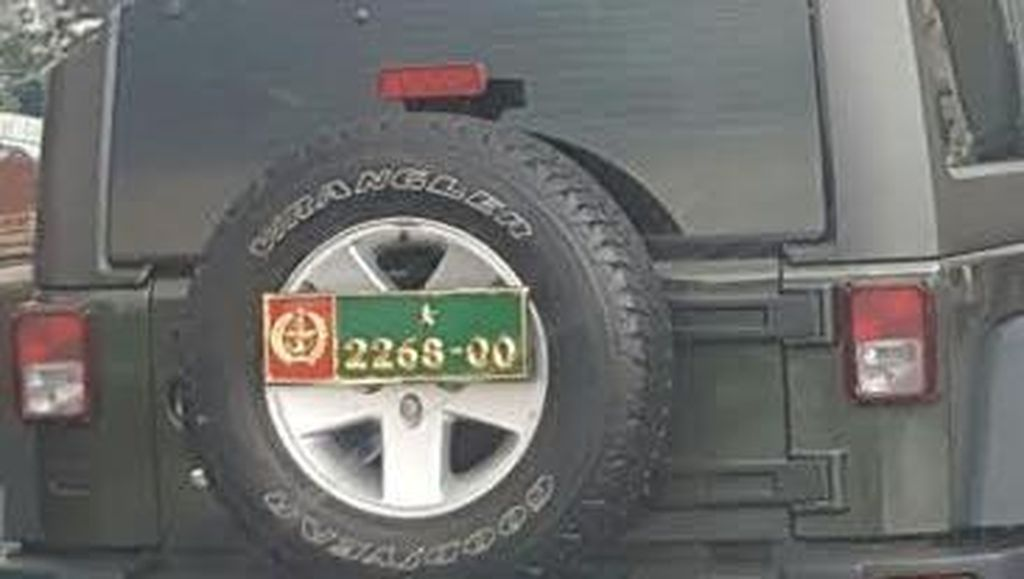Mobil Dinas TNI Jeep Wrangler Berharga Rp 700 juta- Rp 1 M, ini Respons KSAD