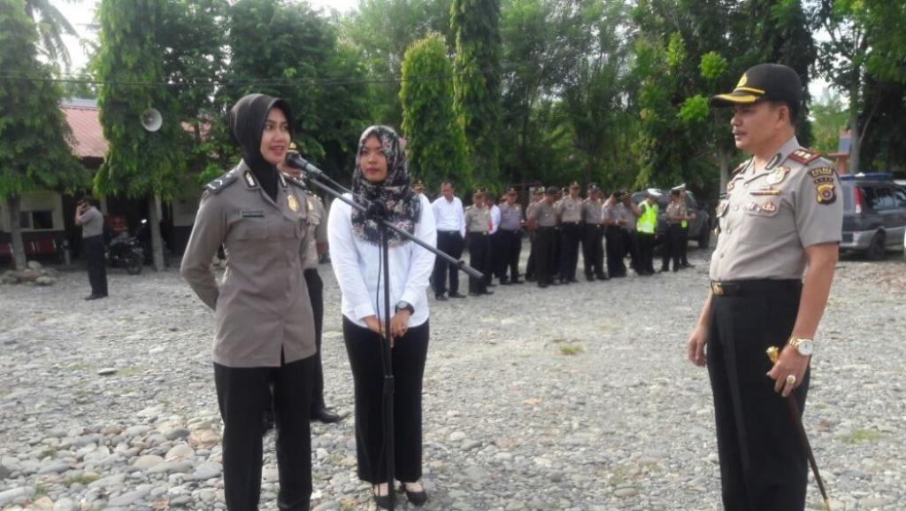 Polisi di Aceh Tenggara: Tak Hafal Ayat Quran Dihukum Push-up, Hafal Dapat Arloji