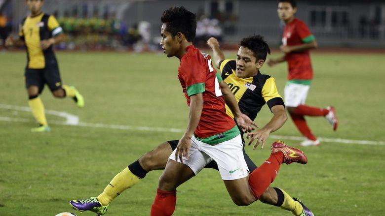 Indonesia Kalahkan Malaysia 3-0