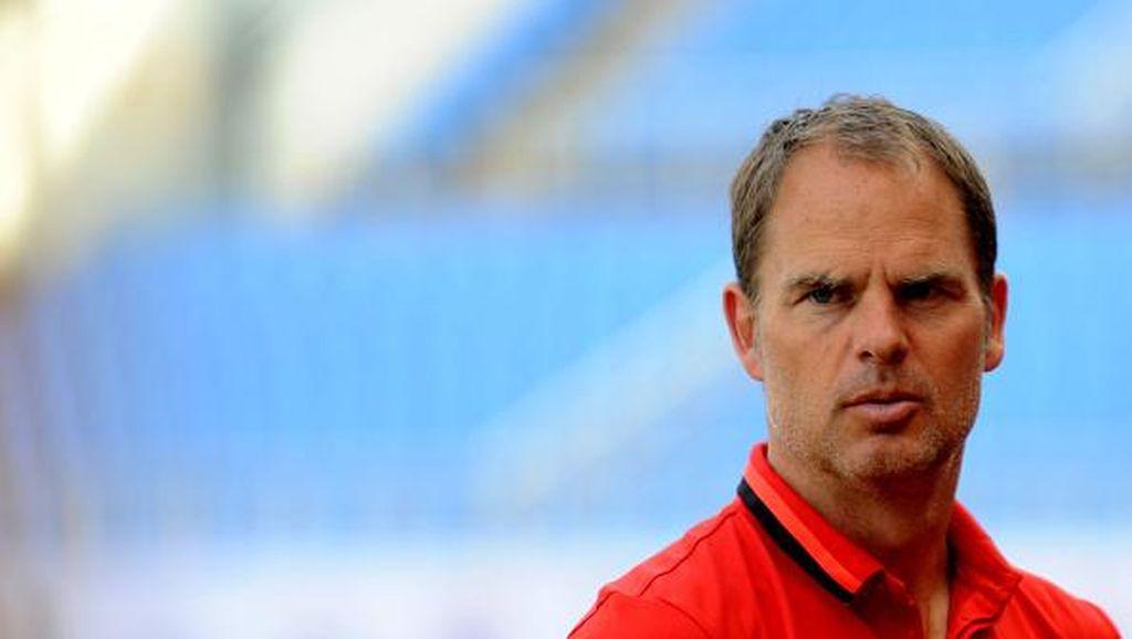 De Boer Ditargetkan Bawa Inter Lolos ke Liga Champions