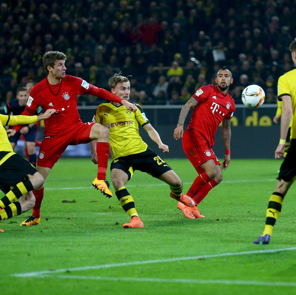 Keuntungan untuk Dortmund?