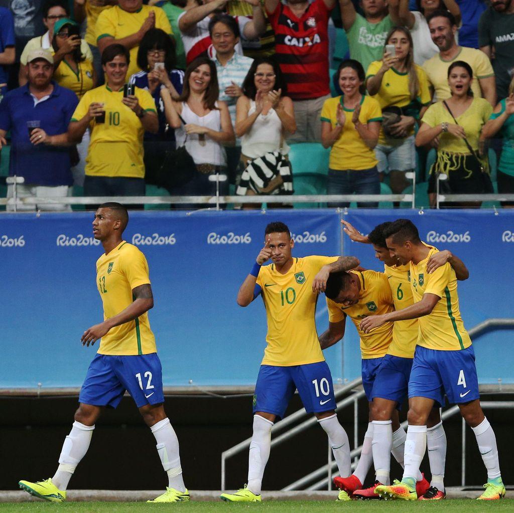 Kemenangan yang Melegakan untuk Brasil