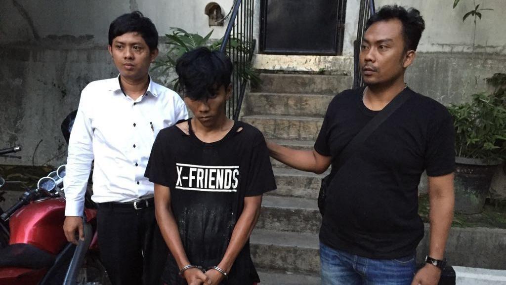 Polisi Tangkap 2 Perampok yang Hendak Perkosa Pembantu di Bintaro