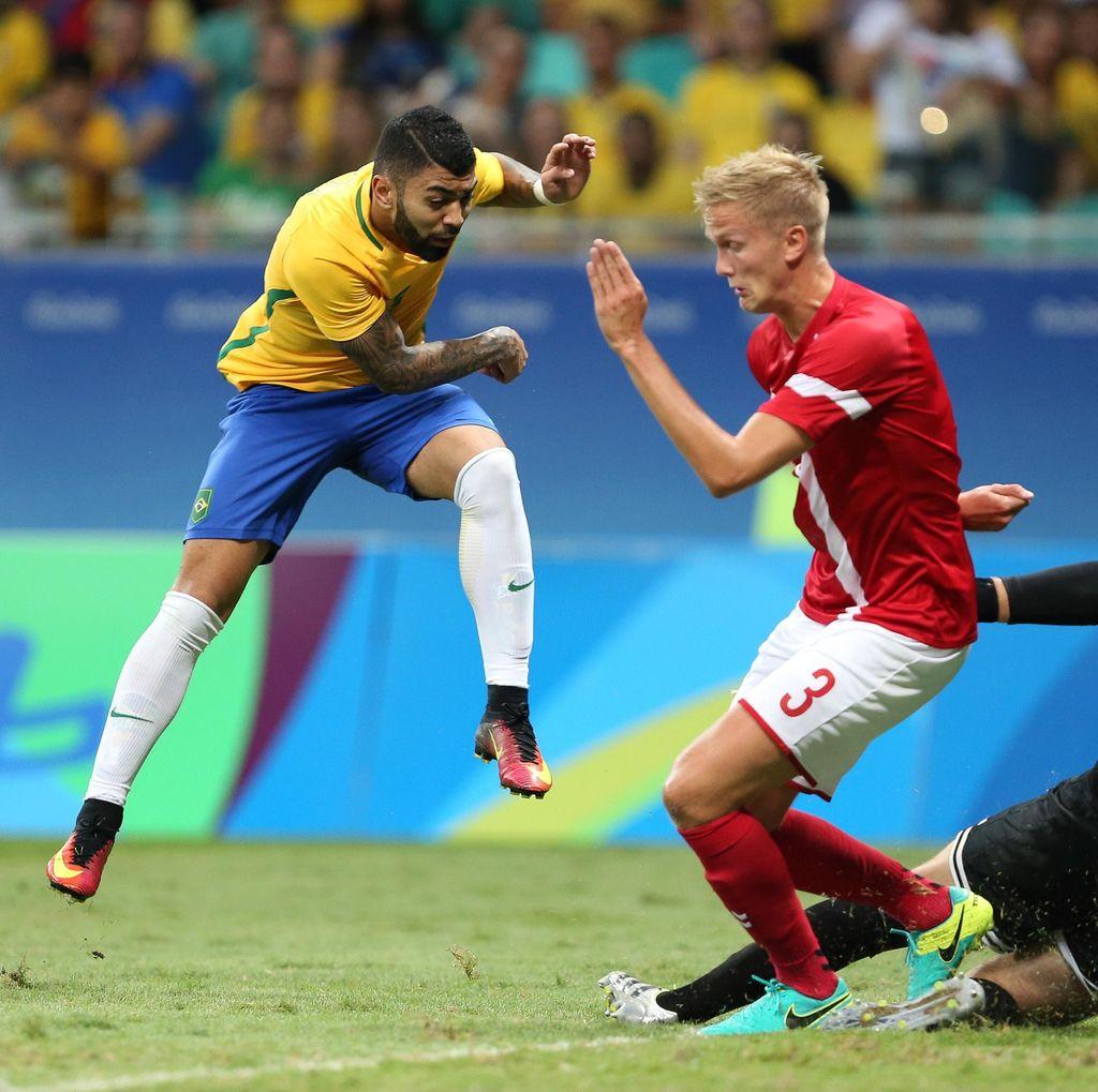 Brasil Akhirnya Lolos