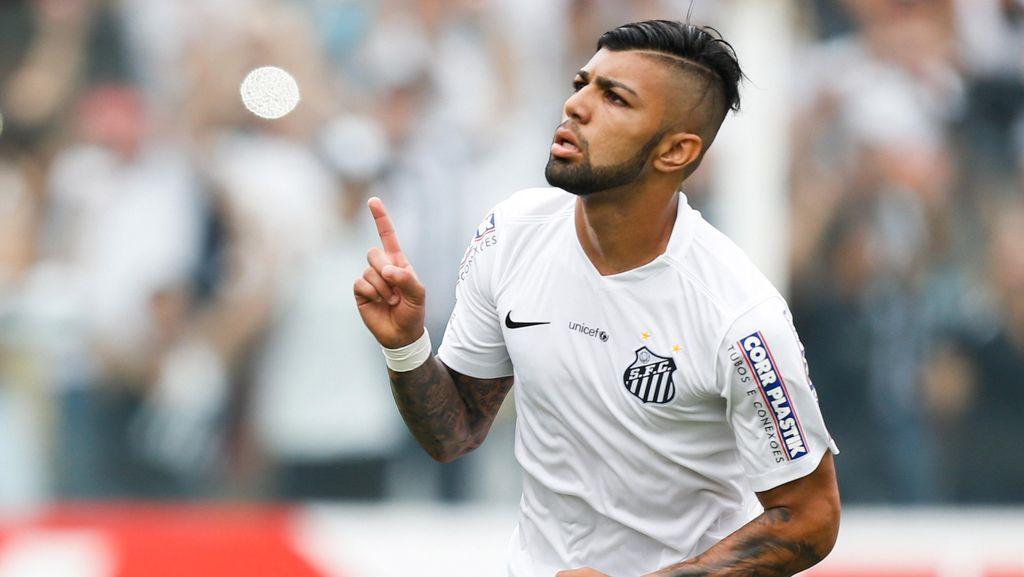 Inter Selangkah Lagi Dapatkan Gabigol dan Joao Mario