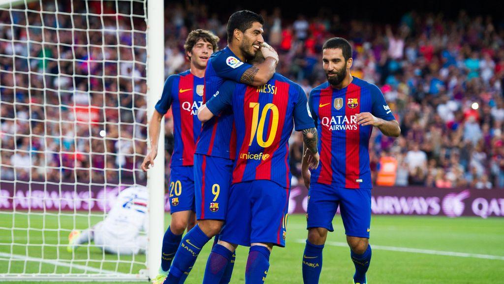 Barca Akan Datangkan Penyerang Baru Sebelum La Liga Dimulai
