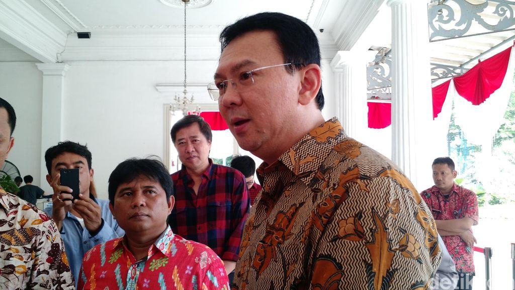 Ahok Contek Gugatan Mantan Gubernur Lampung yang Menang di MK