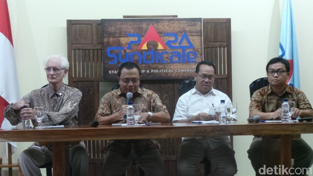 Praktik Politik dalam Pilkada DKI Masih Tersandera Hasrat Kuasa