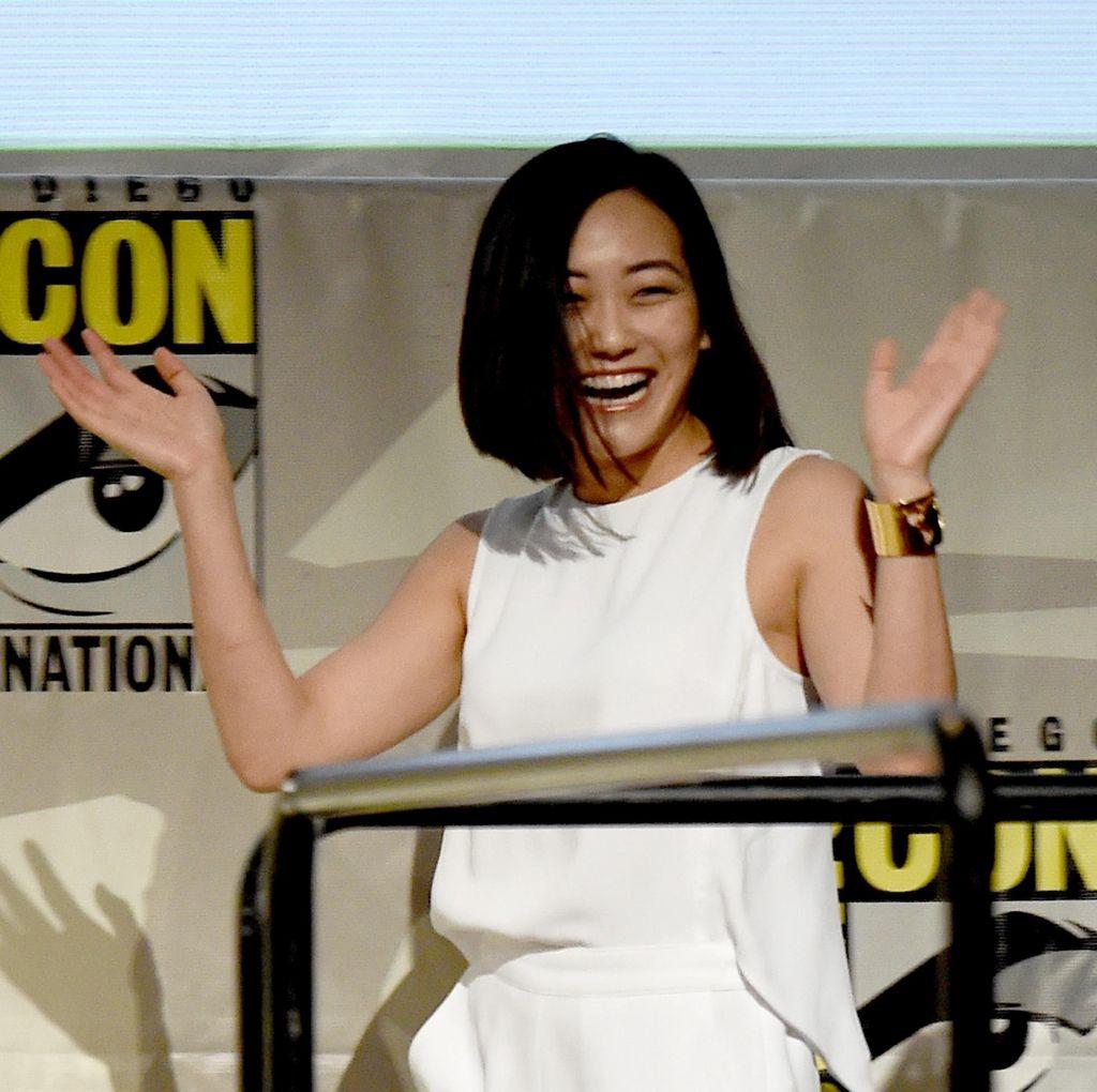Karen Fukuhara Lakukan Banyak Adegan Berbahaya di Suicide Squad