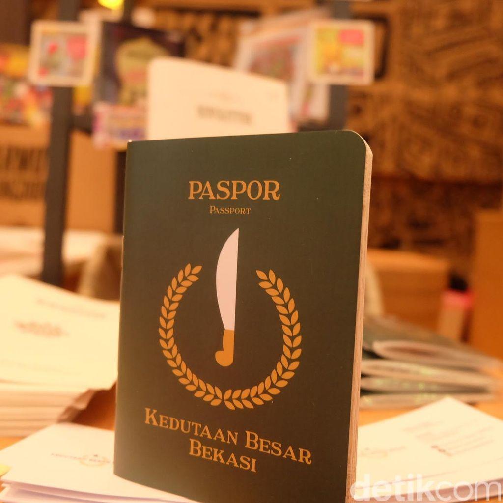 Yuk, Bikin Paspor Bekasi di Popcon Asia!