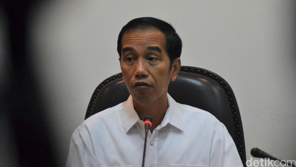 Jokowi: APBN Harus Jadi Instrumen Pengentasan Kemiskinan