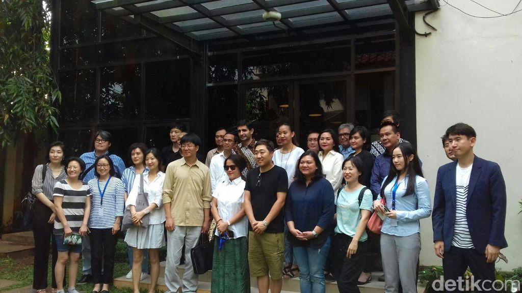 Kesulitan Mengawinkan Film Indonesia dan Korea