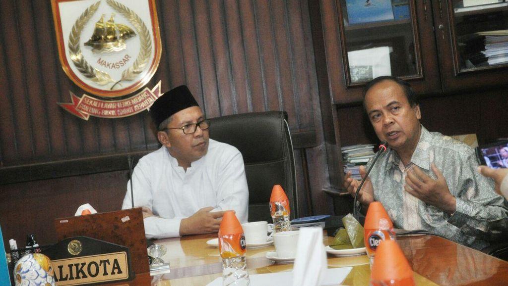 Komnas HAM Investigasi Bentrok Polisi dan Satpol PP Makassar