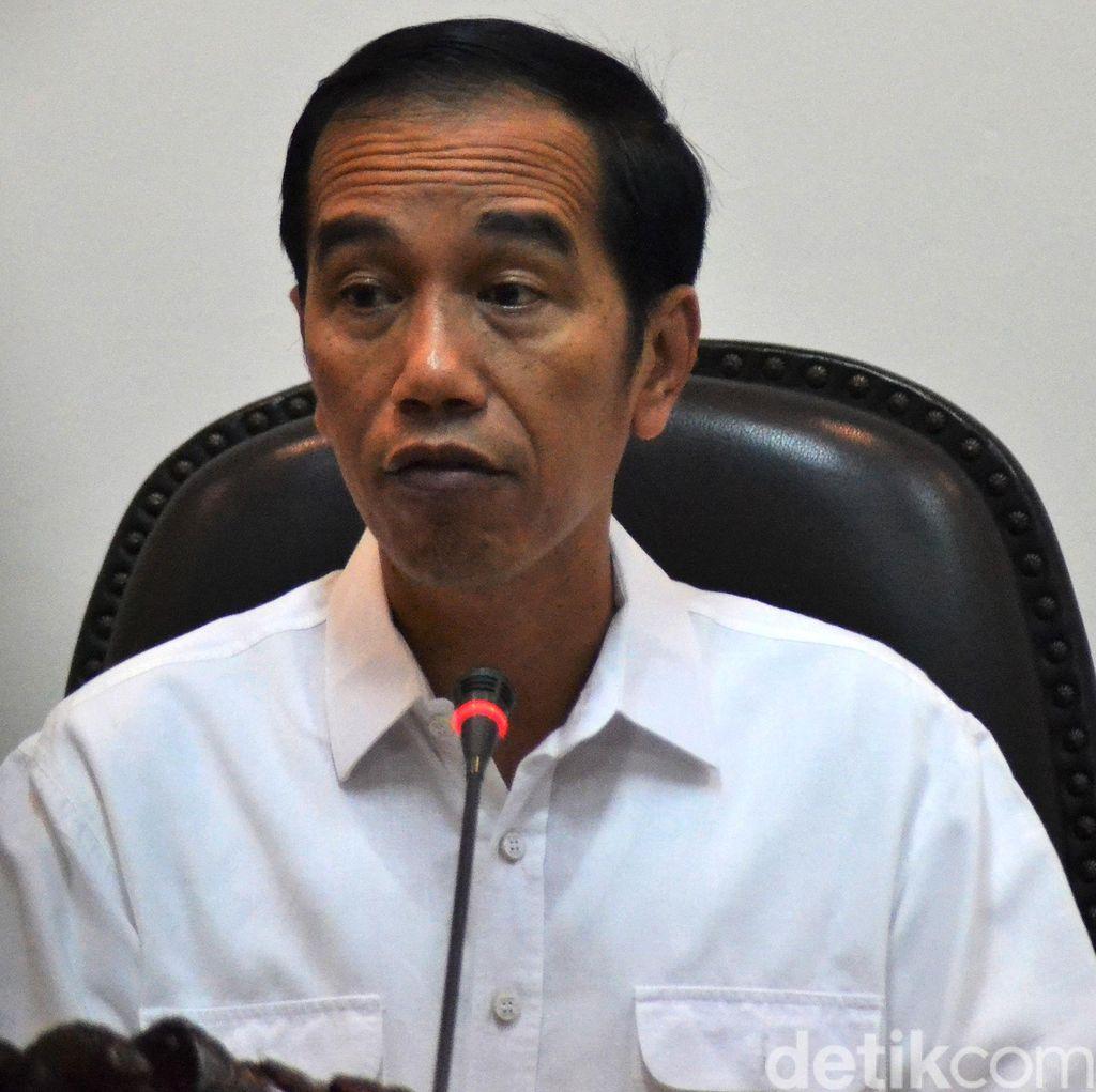 Jokowi ke DPRD Kabupaten: Kalau Buat Perda Jangan yang Bebani Rakyat