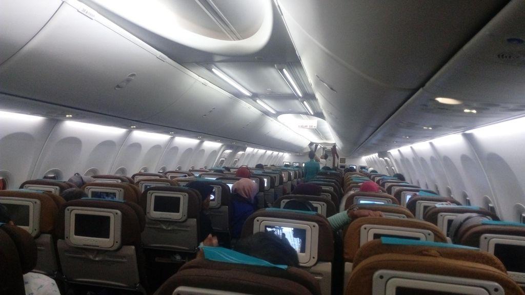 Pesawat Garuda Tujuan Yogya Delay 3 Jam di Bandara Cengkareng, Ini Penyebabnya