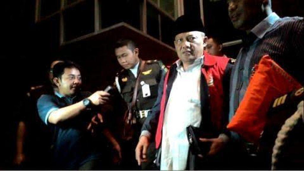 Eks Wali Kota Probolinggo Dijebloskan ke Rutan Medaeng