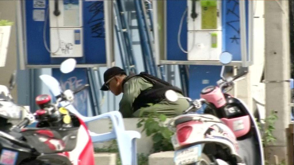 Polisi Sebut Rentetan Bom Thailand Didalangi 20 Pelaku