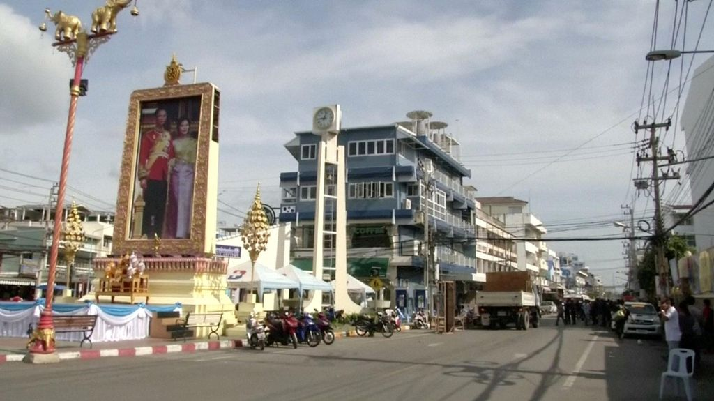 Polisi Thailand Temukan 5 Bom Berkaitan dengan Ledakan Pekan Lalu
