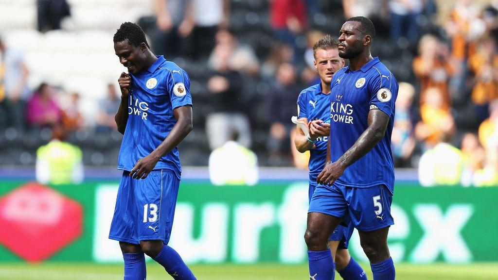Ranieri: Leicester Akan Jalani Musim yang Berat