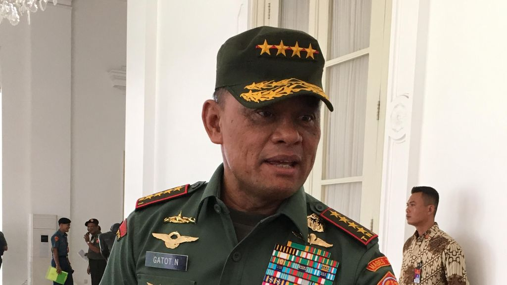Panglima TNI: Pengunduran Diri Agus Harimurti Telah Disetujui