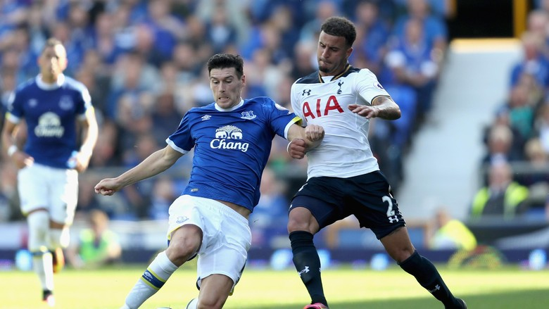 Spurs Di Imbangi Everton