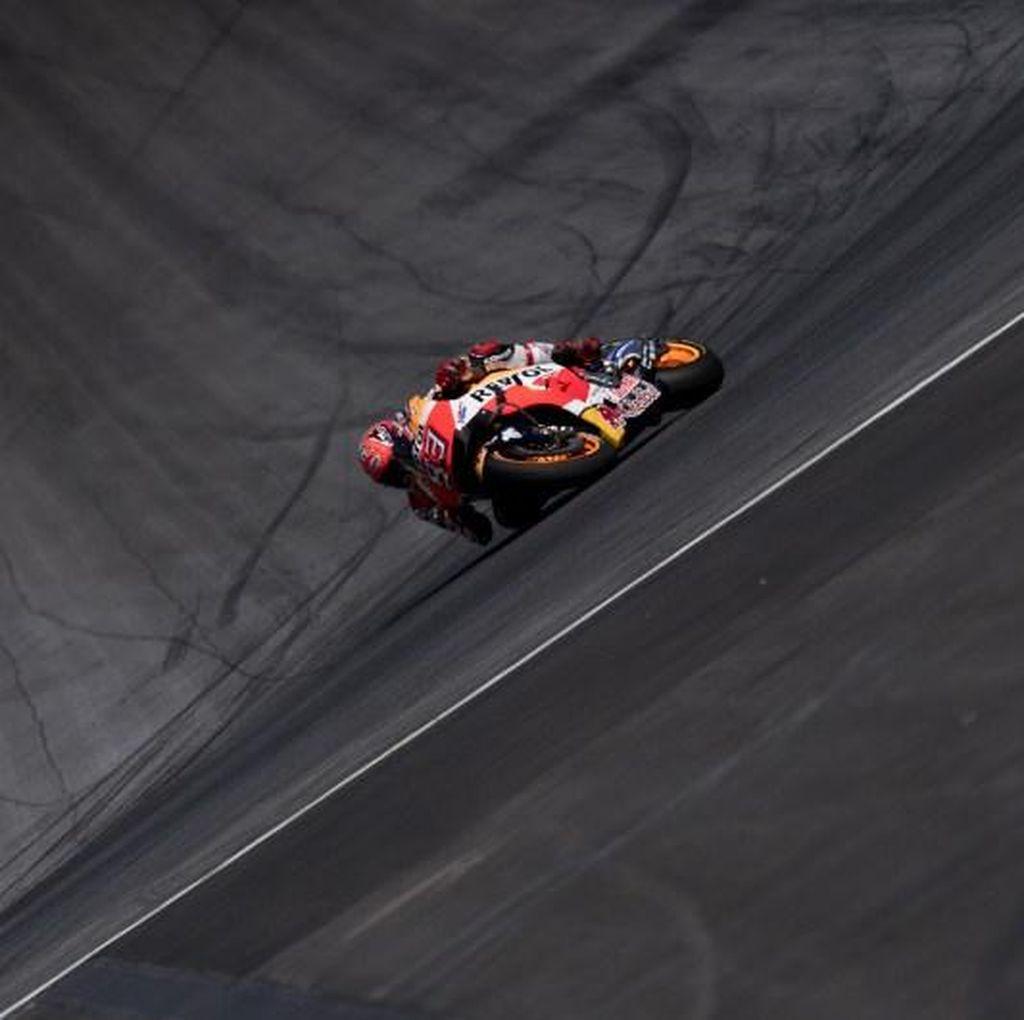 Finis Kelima Puaskan Marquez