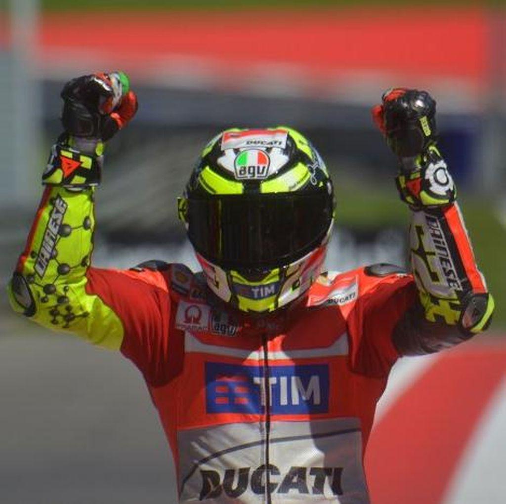 Akhir Penantian Ducati, Kemenangan Pertama Iannone