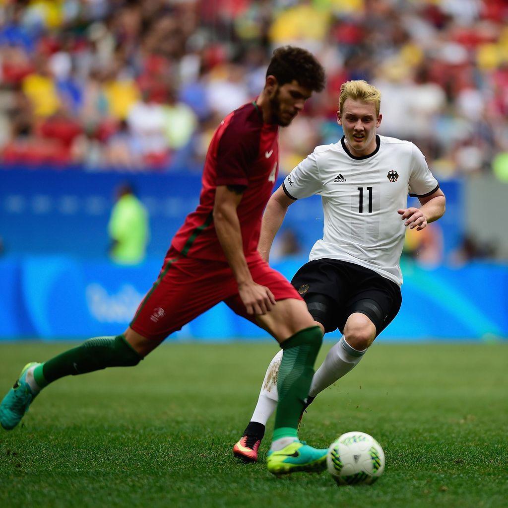 Hajar Portugal 4-0, Jerman ke Semifinal