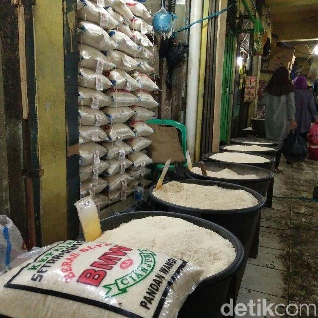 Stabilkan Harga Pangan, Kios Bulog Bakal Hadir di Pasar-pasar di Bandung