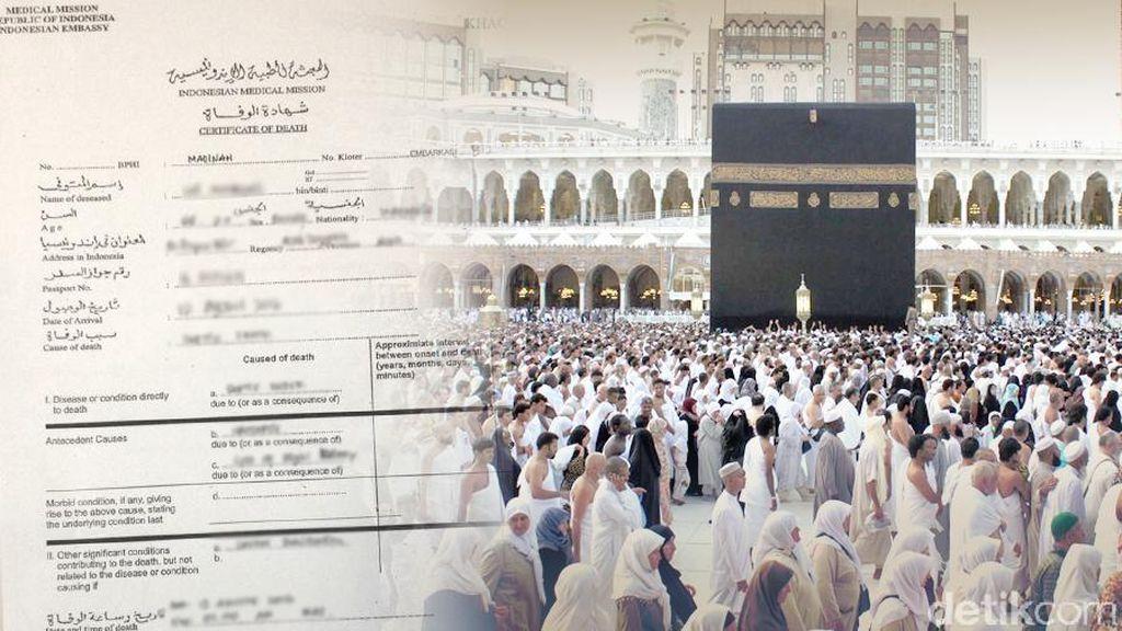 Update Jemaah Indonesia yang Wafat di Saudi, Total 269 Orang