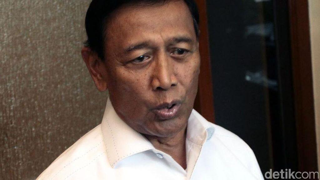 Parpol Baru Susah Calonkan Presiden, Wiranto: Itu Risiko!