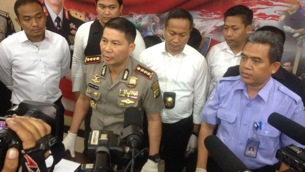 Selundupkan Ribuan Benih Lobster ke Vietnam, WN Taiwan Ini Ditangkap Polisi