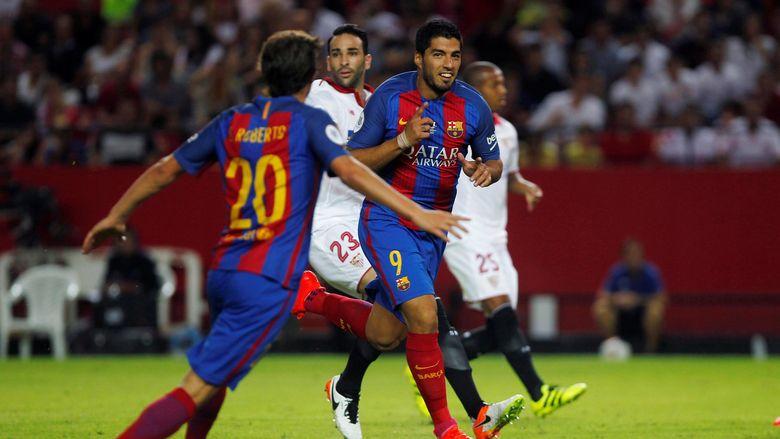 """Bandar Poker - Barcelona Kalahkan Sevilla Dengan Skor 2-0"""