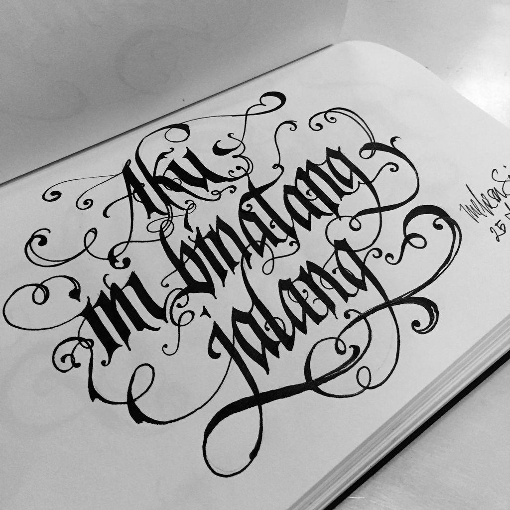 Sel dan Kaligrafi, Penjelajahan Melissa Sunjaya atas Penyair Si Binatang Jalang