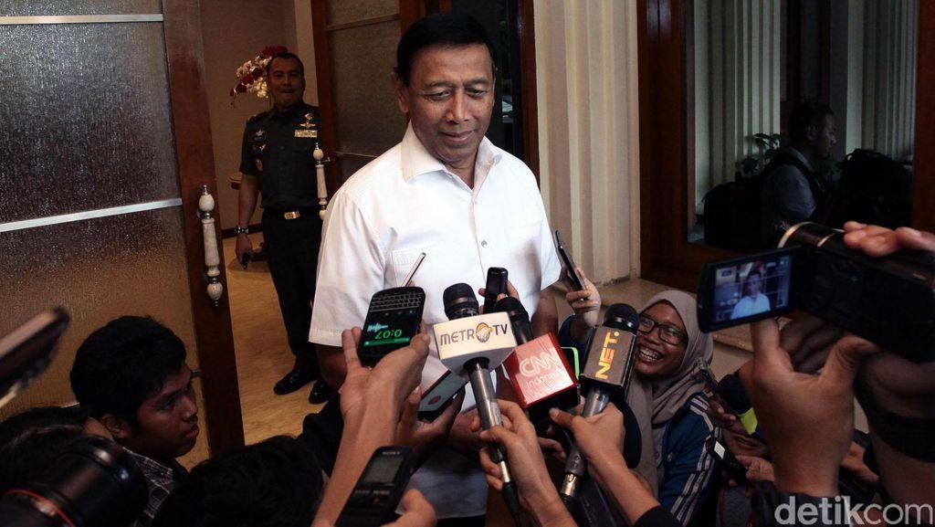 177 WNI Ditahan Imigrasi Filipina, Wiranto: Mereka Korban Sindikat Jemaah Haji